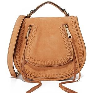 PERFECT CONDITION REBECCA MINKOFF SADDLE BAG